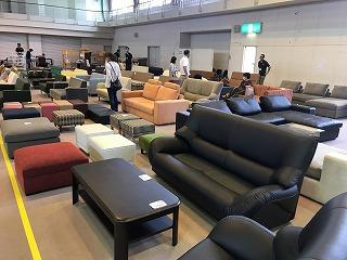 「日田家具アウトレット」開催 年に一度の大奉仕!!