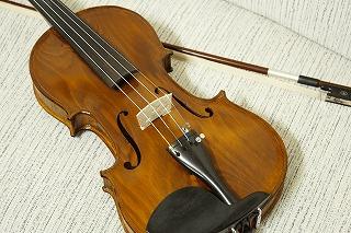 日田杉でバイオリン製作 朝日木工㈱